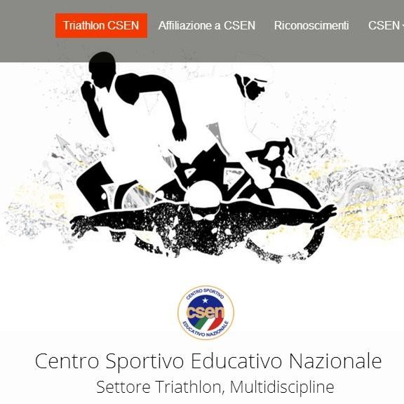 Triathlon CSEN sito