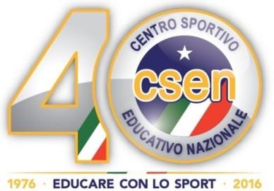 CSEN 40 anni di promozione sportiva