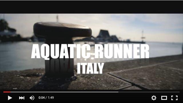 video promo aquaticrunner
