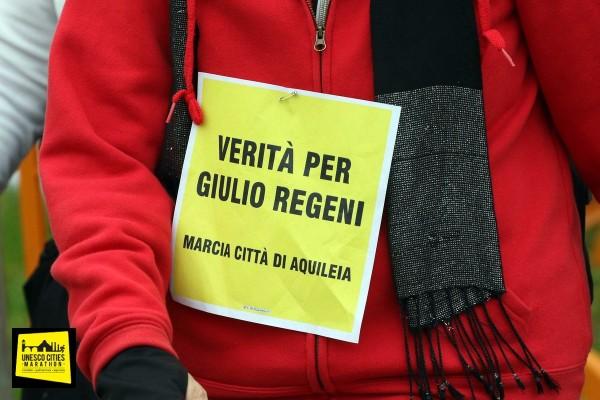 Aquileia 28 marzo 2016. Unesco Cities Marathon 2016. Corsa per la vita. © Petrussi Foto Press Srl Udine www.FotoPetrussi.com
